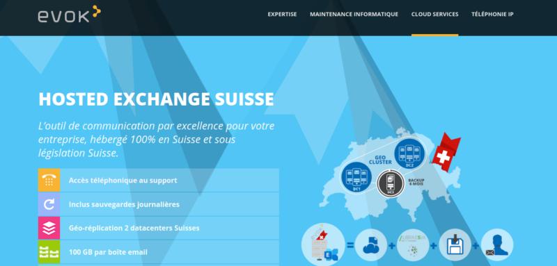 Serveur virtuel Suisse