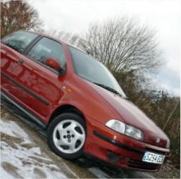 histoire de Fiat Punto